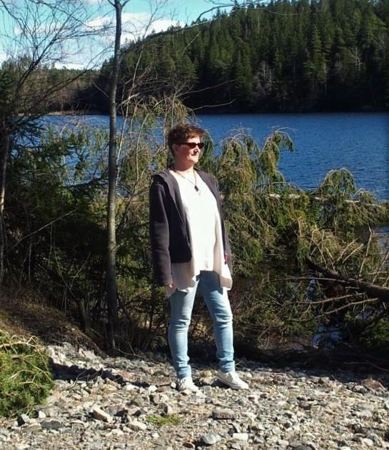 Monique in Zweden